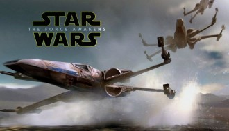 X-Wing – Star Wars The Force Awakens