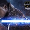 John Boyega as Finn – Star Wars: The Force Awakens