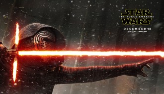 Adam Driver as Kylo Ren – Star Wars: The Force Awakens