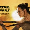 Daisy Ridley as Rey – Star Wars: The Force Awakens