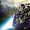 The Millennium Falcon – Star Wars The Force Awakens