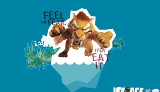 Diego: Feel the fear. Then eat it. – Ice Age