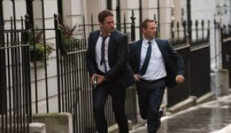 Gerard Butler and Aaron Eckhart – London Has Fallen