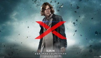 Jesse Eisenberg as Lex Luthor – Batman v Superman: Dawn of Justice
