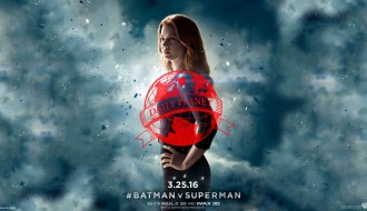 Amy Adams as Lois Lane – Batman v Superman: Dawn of Justice