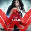 Gal Gadot as Wonder Woman – Batman v Superman: Dawn of Justice