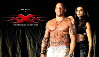 Vin Diesel and Deepika Padukone in xXx: Return of Xander Cage