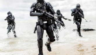 Stormtrooper in Rogue One