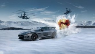 Castrol EDGE Titanium Ice Ad inspired by The Fate Of The Furious
