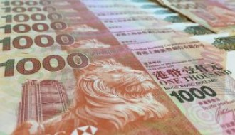 One thousand Hong Kong dollars