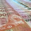 One thousand Hong Kong dollars